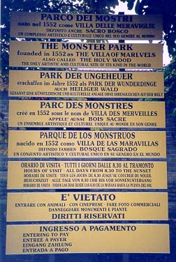 Enter the Monster Park