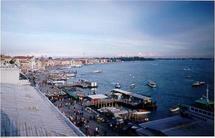 View from the Doges Palace